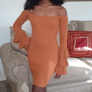 HERA collection sweater dress